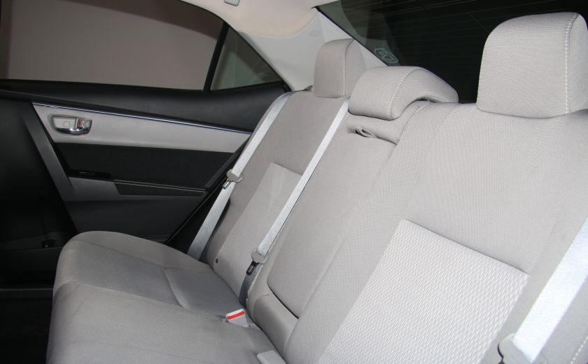 2015 Toyota Corolla LE AUTO A/C GR ELECT BLUETOOTH CAM.RECUL #18