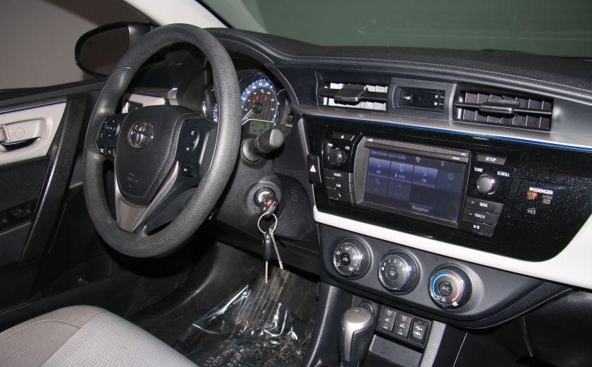 2015 Toyota Corolla LE AUTO A/C GR ELECT BLUETOOTH CAM.RECUL #22