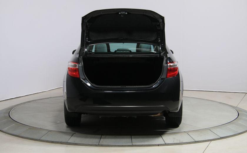 2015 Toyota Corolla LE AUTO A/C GR ELECT BLUETOOTH CAM.RECUL #26