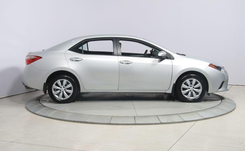 2015 Toyota Corolla LE AUTO A/C GR ELECT BLUETOOTH CAM.RECUL #7