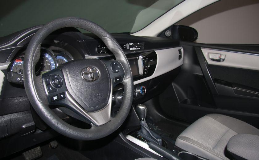 2015 Toyota Corolla LE AUTO A/C GR ELECT BLUETOOTH CAM.RECUL #8