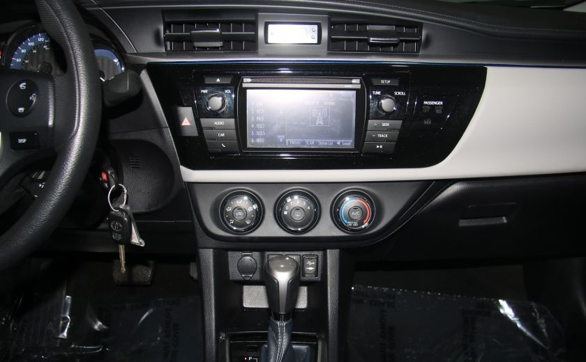 2015 Toyota Corolla LE AUTO A/C GR ELECT BLUETOOTH CAM.RECUL #14