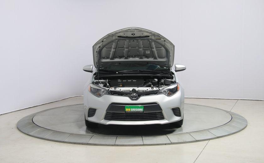 2015 Toyota Corolla LE AUTO A/C GR ELECT BLUETOOTH CAM.RECUL #25