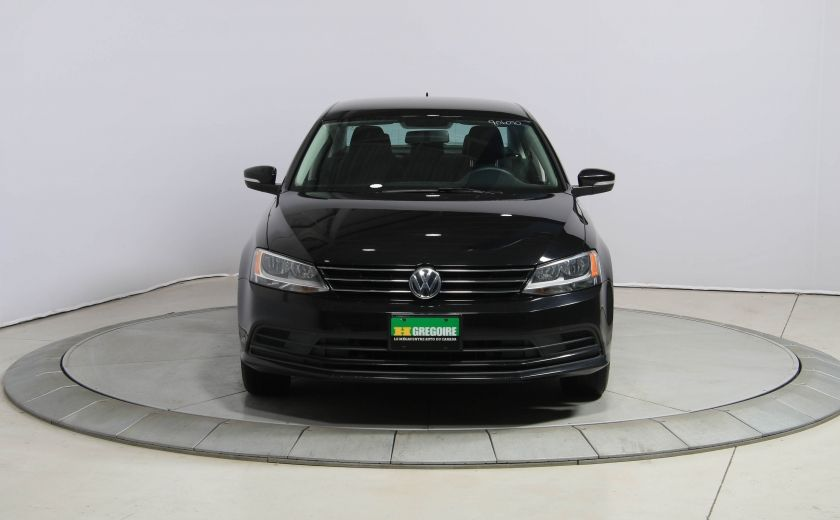 2015 Volkswagen Jetta Trendline+ AUTO A/C GR ELECT BLUETOOTH CAM.RECUL #1