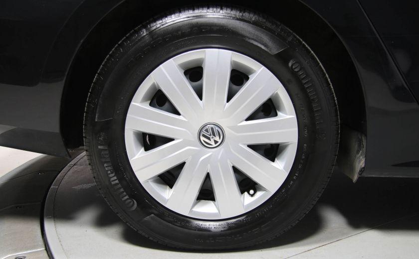2015 Volkswagen Jetta Trendline+ AUTO A/C GR ELECT BLUETOOTH CAM.RECUL #29