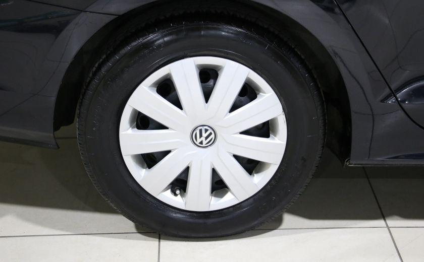 2015 Volkswagen Jetta Trendline+ AUTO A/C GR ELECT BLUETOOTH #29