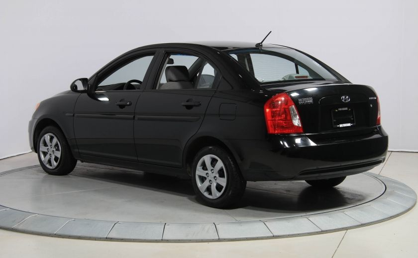 2009 Hyundai Accent L #4
