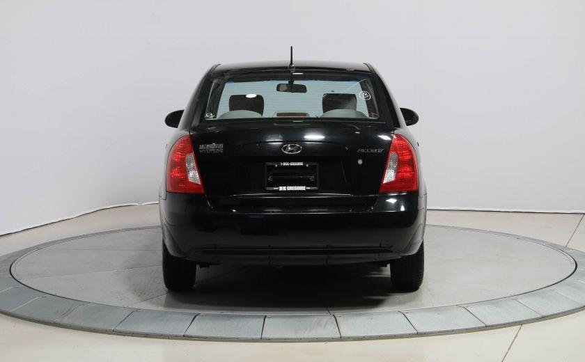 2009 Hyundai Accent L #5