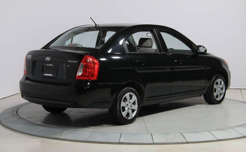 2009 Hyundai Accent L #6