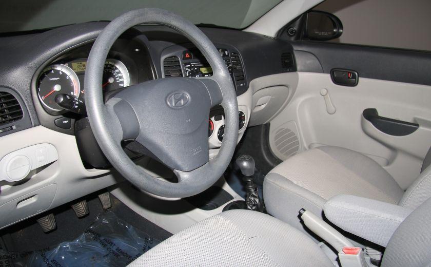 2009 Hyundai Accent L #8