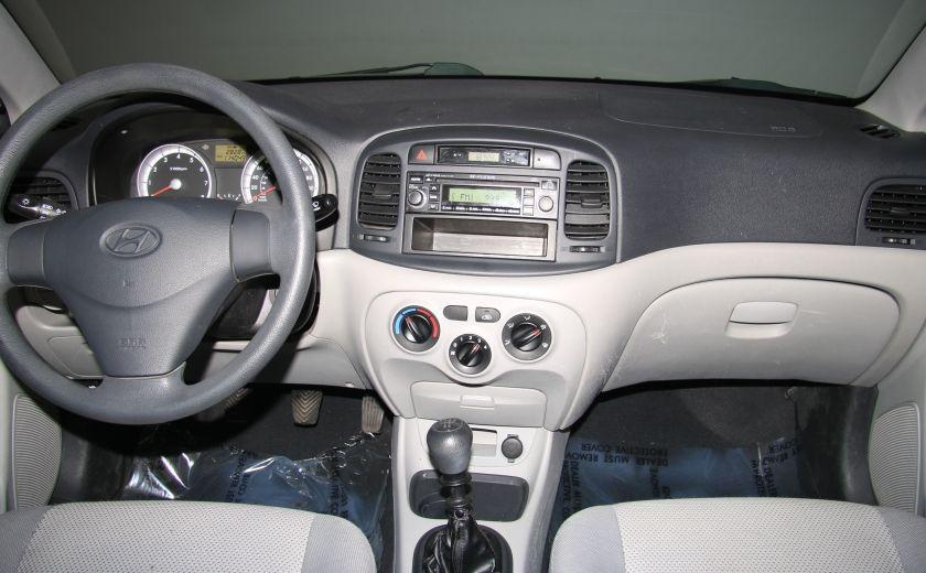 2009 Hyundai Accent L #10