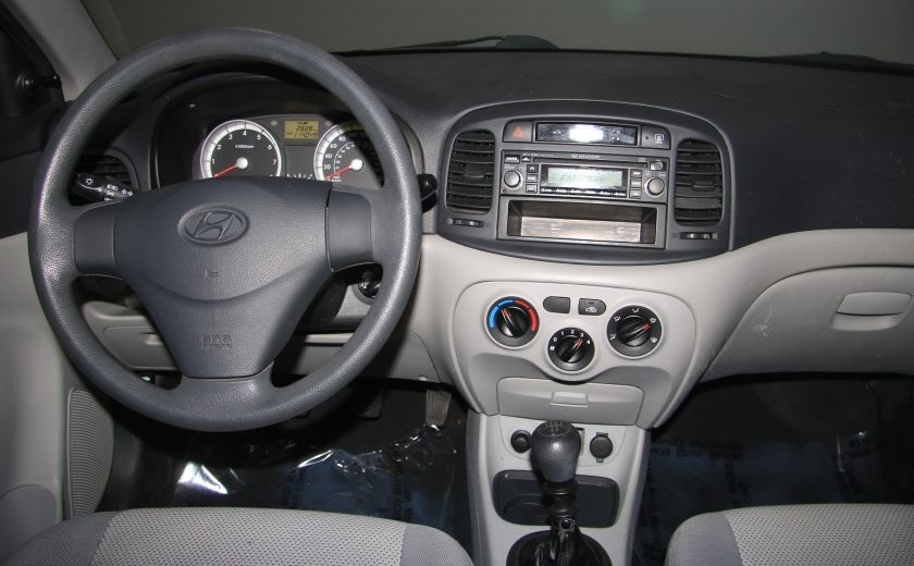 2009 Hyundai Accent L #11