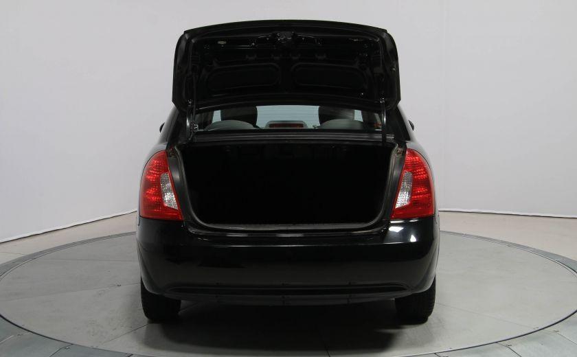 2009 Hyundai Accent L #21