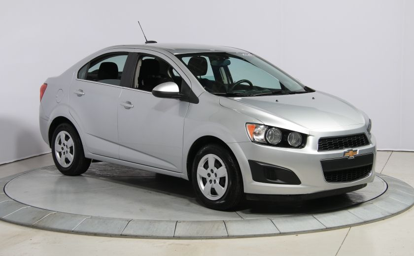 2015 Chevrolet Sonic LT AUTO A/C GR ELECT BLIETOOTH CAM.RECUL #0