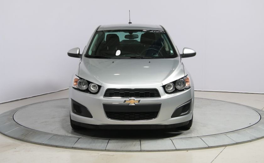 2015 Chevrolet Sonic LT AUTO A/C GR ELECT BLIETOOTH CAM.RECUL #1