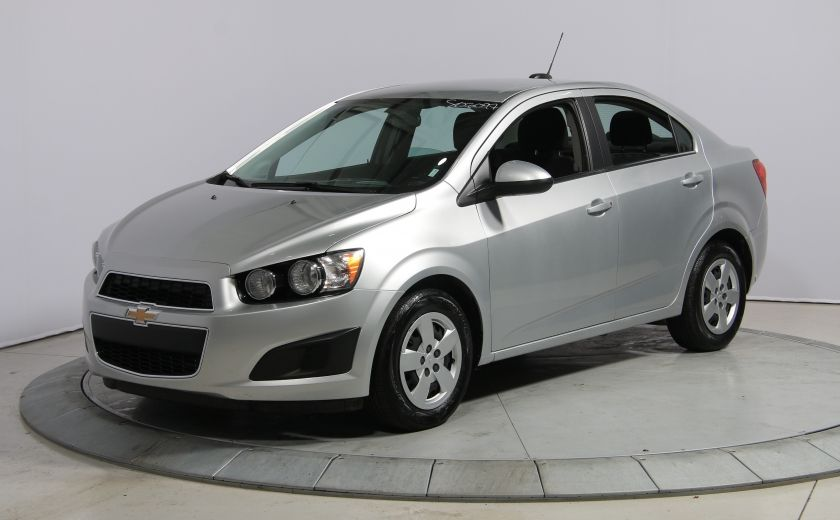2015 Chevrolet Sonic LT AUTO A/C GR ELECT BLIETOOTH CAM.RECUL #2