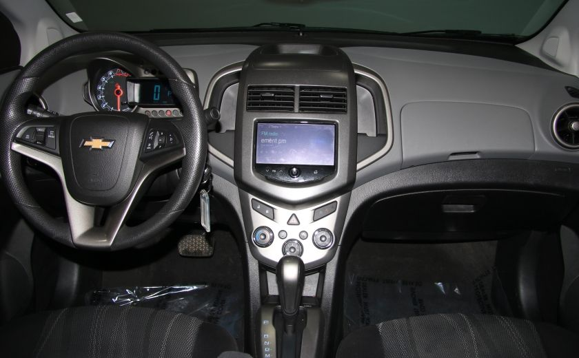 2015 Chevrolet Sonic LT AUTO A/C GR ELECT BLIETOOTH CAM.RECUL #11
