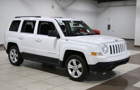 2011 Jeep Patriot North AUTO A/C GR ELECT #0