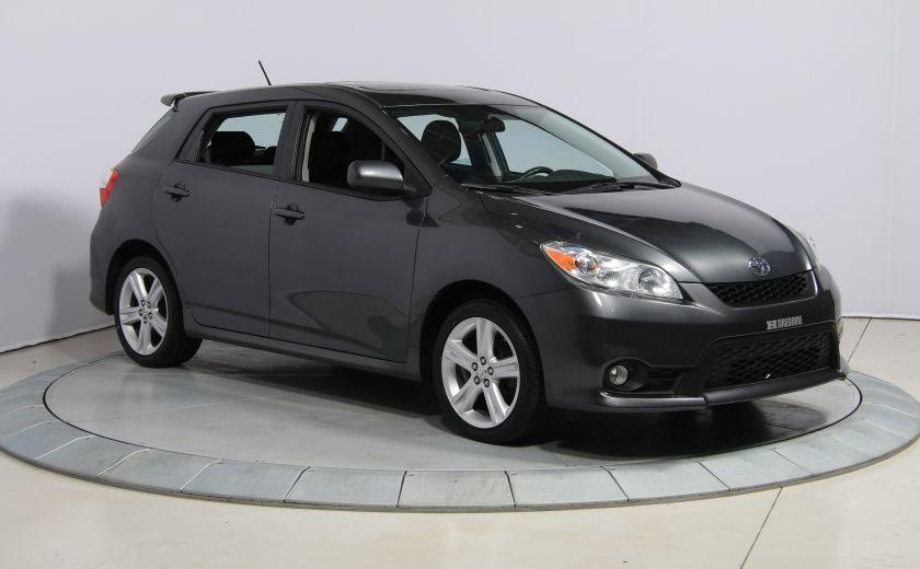 2011 Toyota Matrix A/C GR ELECT MAGS TOIT BLUETOOTH #0