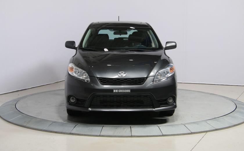 2011 Toyota Matrix A/C GR ELECT MAGS TOIT BLUETOOTH #1