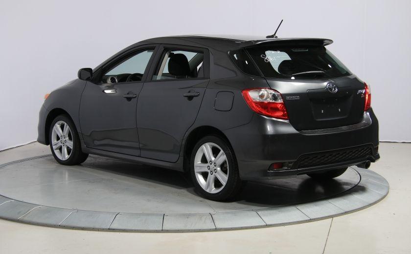 2011 Toyota Matrix A/C GR ELECT MAGS TOIT BLUETOOTH #4