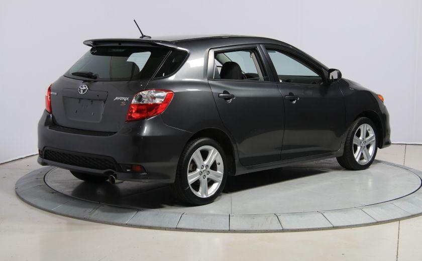 2011 Toyota Matrix A/C GR ELECT MAGS TOIT BLUETOOTH #6