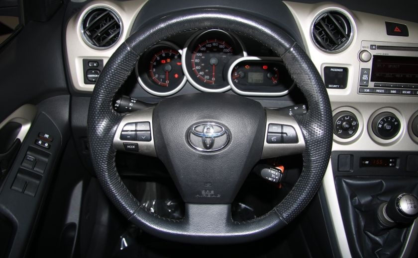 2011 Toyota Matrix A/C GR ELECT MAGS TOIT BLUETOOTH #13