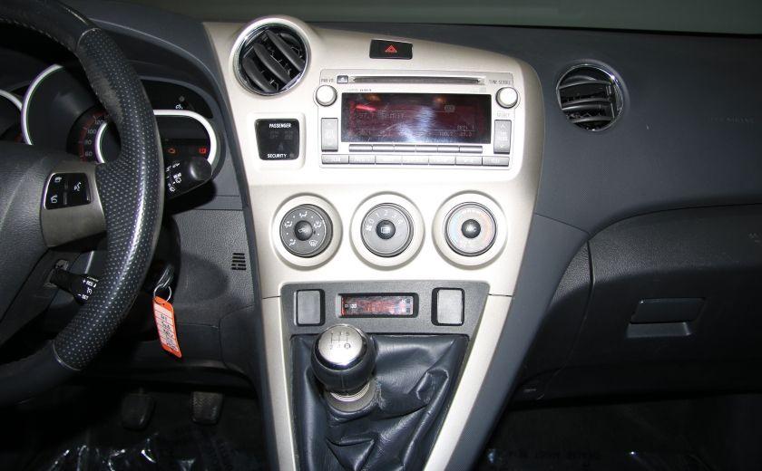 2011 Toyota Matrix A/C GR ELECT MAGS TOIT BLUETOOTH #14