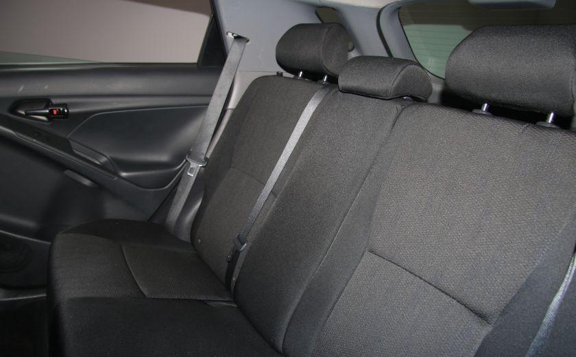 2011 Toyota Matrix A/C GR ELECT MAGS TOIT BLUETOOTH #15
