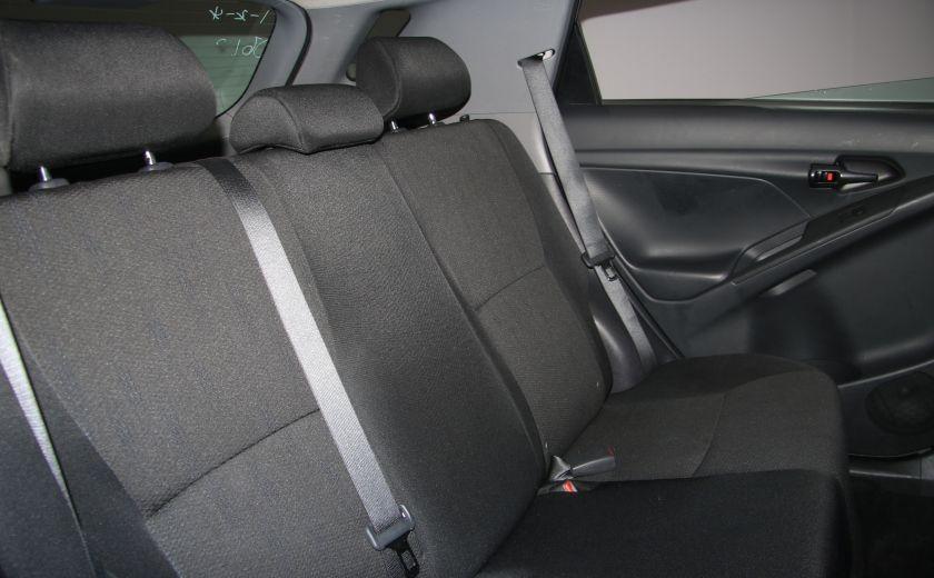 2011 Toyota Matrix A/C GR ELECT MAGS TOIT BLUETOOTH #16