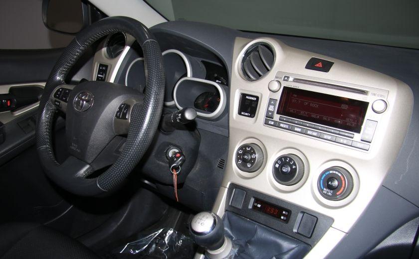 2011 Toyota Matrix A/C GR ELECT MAGS TOIT BLUETOOTH #18