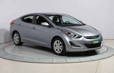 2016 Hyundai Elantra GL AUTO A/C GR ELECT BLUETOOTH à Drummondville