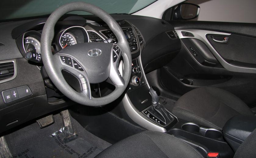 2016 Hyundai Elantra GL AUTO A/C GR ELECT BLUETOOTH #8