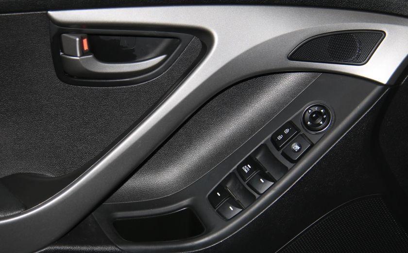 2016 Hyundai Elantra GL AUTO A/C GR ELECT BLUETOOTH #10