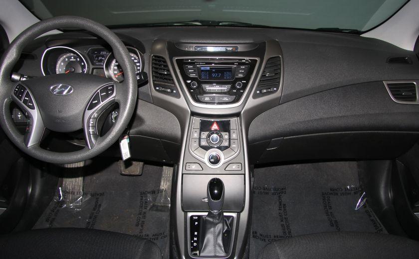 2016 Hyundai Elantra GL AUTO A/C GR ELECT BLUETOOTH #11