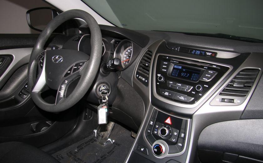 2016 Hyundai Elantra GL AUTO A/C GR ELECT BLUETOOTH #22