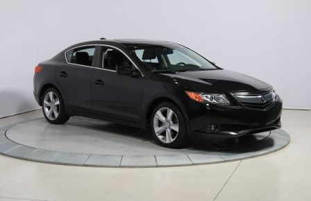 2013 Acura ILX Premium Pkg AUTO A/C CUIR TOIT MAGS CAM.RECUL in Sherbrooke