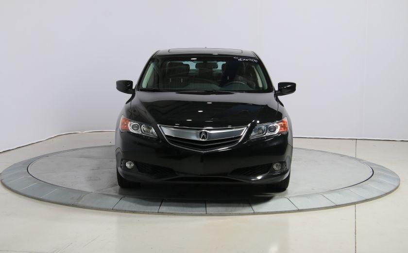 2013 Acura ILX Premium Pkg AUTO A/C CUIR TOIT MAGS CAM.RECUL #1