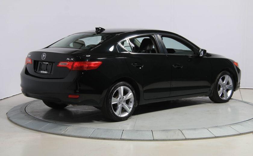 2013 Acura ILX Premium Pkg AUTO A/C CUIR TOIT MAGS CAM.RECUL #6