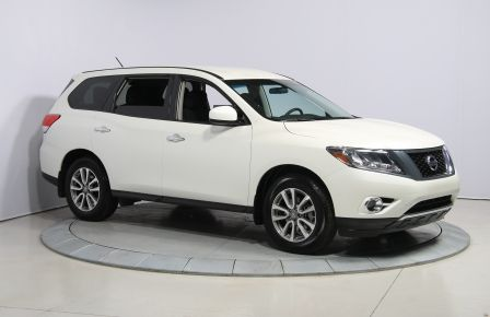 2016 Nissan Pathfinder S 4WD A/C GR ELECT MAGS 7PASSAGERS à Victoriaville