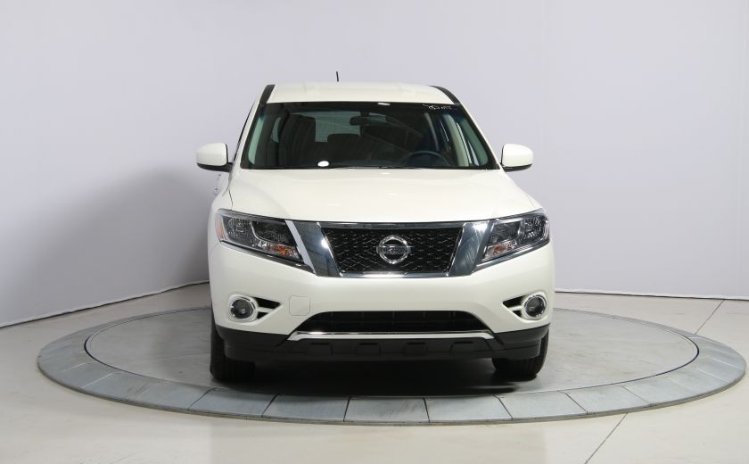 2016 Nissan Pathfinder S 4WD A/C GR ELECT MAGS 7PASSAGERS #1