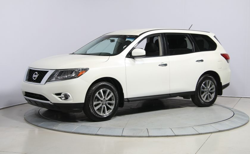 2016 Nissan Pathfinder S 4WD A/C GR ELECT MAGS 7PASSAGERS #2