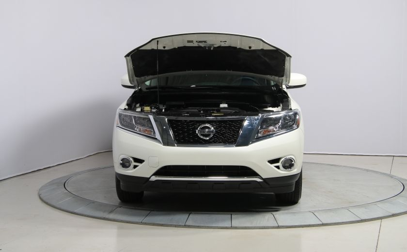 2016 Nissan Pathfinder S 4WD A/C GR ELECT MAGS 7PASSAGERS #27