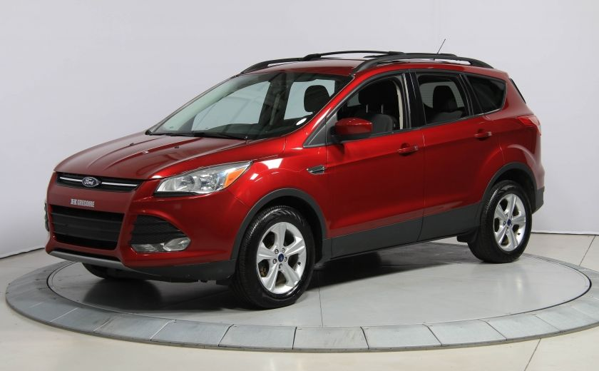 2013 Ford Escape SE NAVIGATION #2