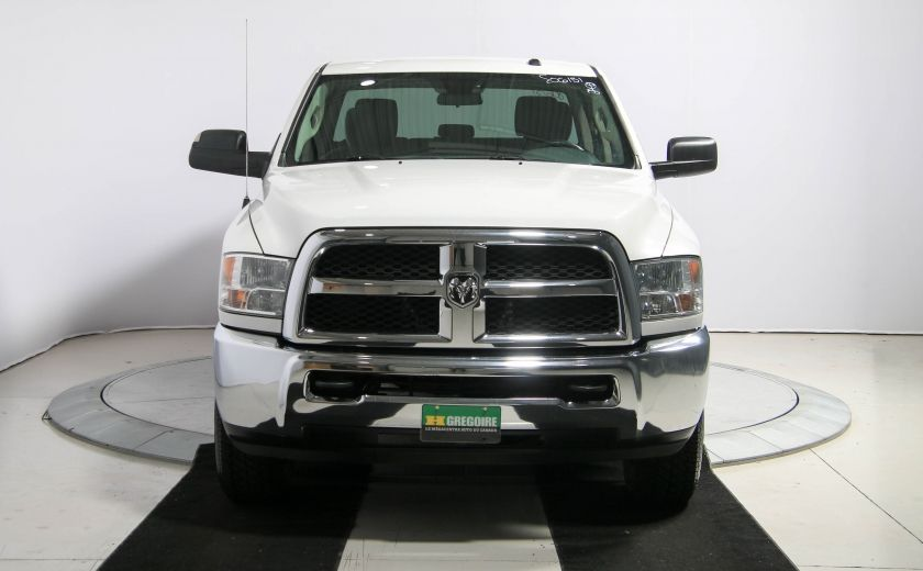 2013 Dodge RAM 2500 Outdoorsman 4WD AUTO A/C GR ELECT MAGS #0