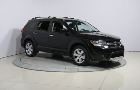 2014 Dodge Journey R/T AWD AUTO A/C CUIR TOIT MAGS DVD 7 PASS #0
