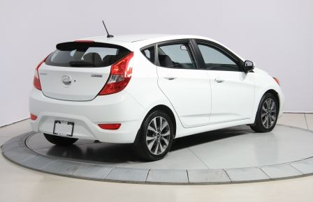 2015 Hyundai Accent GLS AUTO A/C TOIT MAGS BLUETHOOT in Drummondville