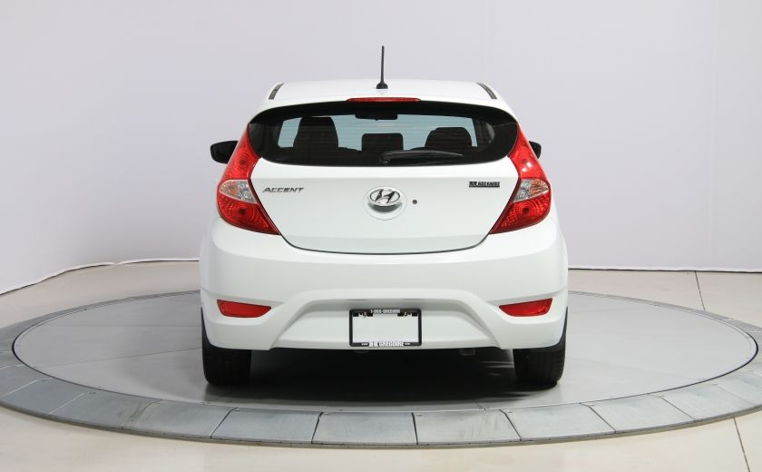 2015 Hyundai Accent GLS AUTO A/C TOIT MAGS BLUETHOOT #1