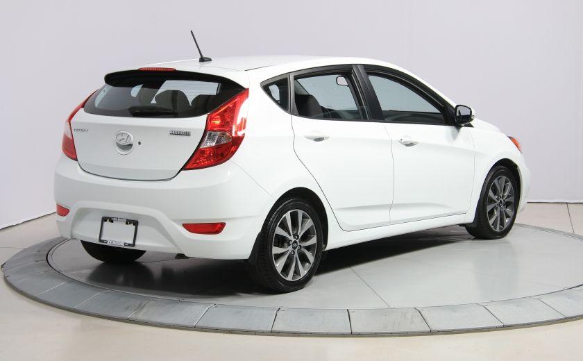 2015 Hyundai Accent GLS AUTO A/C TOIT MAGS BLUETHOOT #0