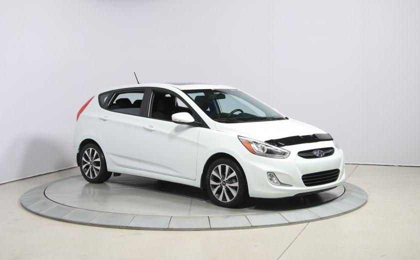 2015 Hyundai Accent GLS AUTO A/C TOIT MAGS BLUETHOOT #5